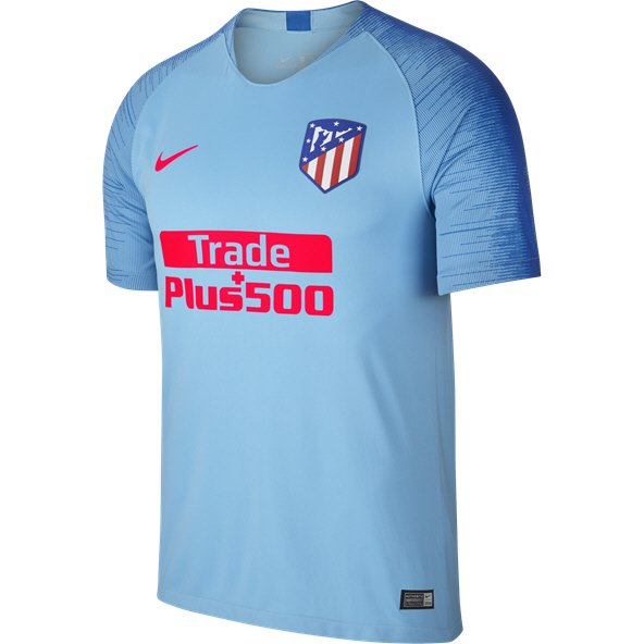 Nike Altetico Madrid 2018/19 Away Jersey, Blue