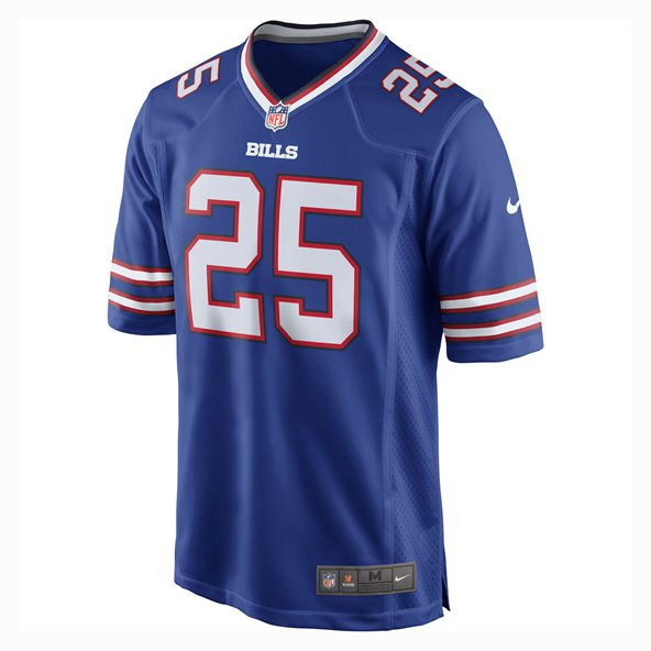 Nike Buffalo Bills McCoy No.25 Jersey, Blue