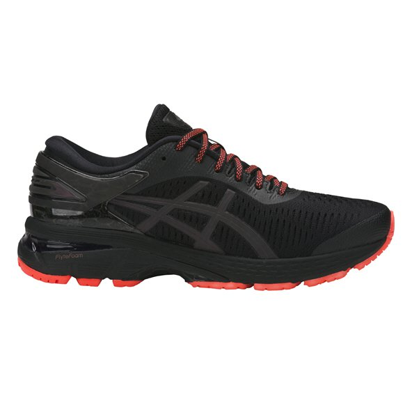 Asics Gel-Kayano 25 Lite-Show Women's Running Shoe, Black