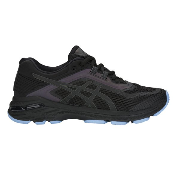 Asics GT-2000 6 Lite-Show Women's Running Shoe, Black