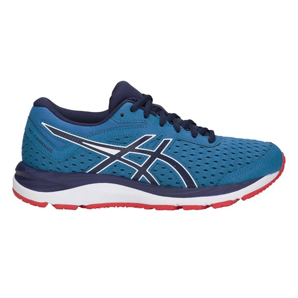 Asics Gel-Cumulus 20 Boys' Running Shoe, Blue