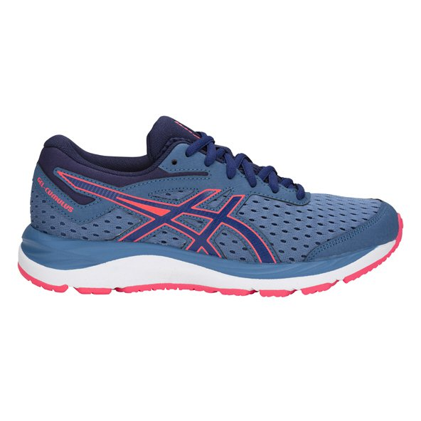 Asics Gel-Cumulus 20 Girls' Running Shoe, Blue