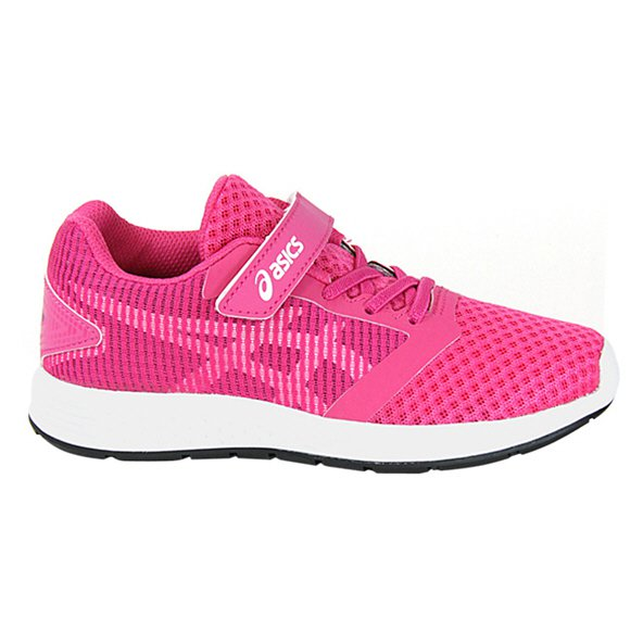 Asics Patriot 10 Junior Girls' Trainer, Pink