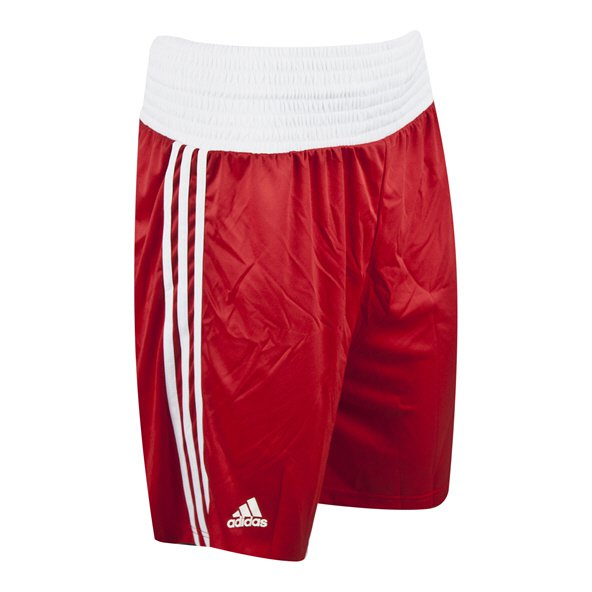adidas Base Punch Boxing Short, Red