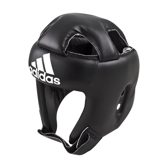 adidas Rookie Head Guard, Black