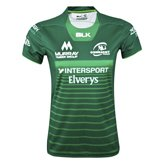 BLK Connacht 2018 Women's Home Jersey, Green