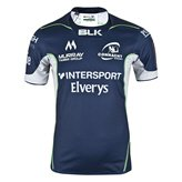 BLK Connacht 2018 Alternative Test Jersey, Navy