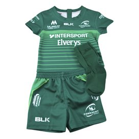 BLK Connacht 2018 Home Toddler Kit, Green