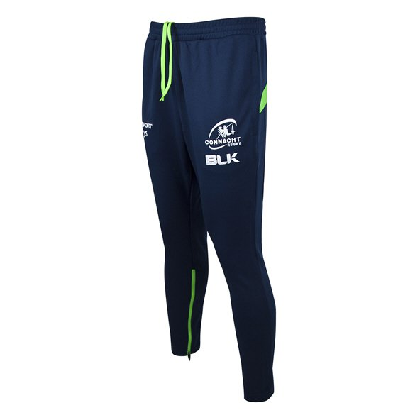 BLK Connacht 2018 Kids' Skinny Pant, Navy