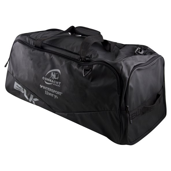 BLK Connacht 18 Gear Bag Grey