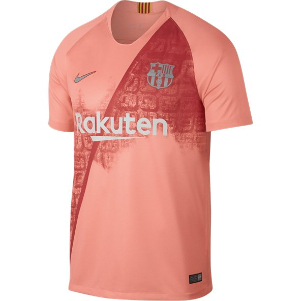 Nike FC Barcelona 2018/19 3rd Jersey, Pink