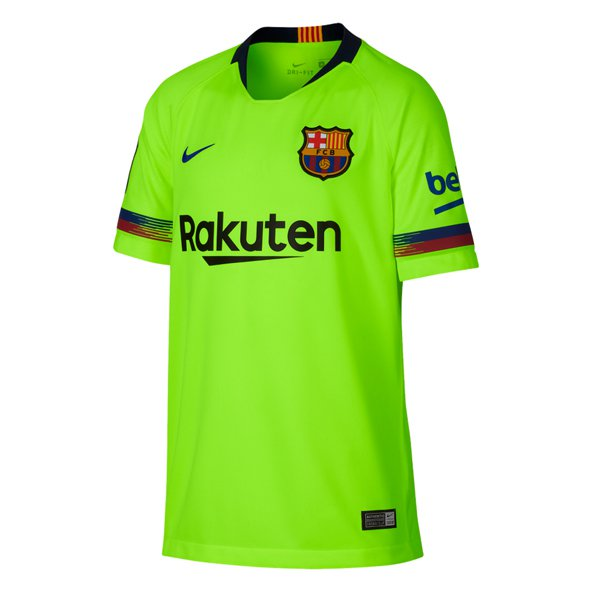 ce0bb058103 Nike FC Barcelona 2018 19 Kids  Away Jersey