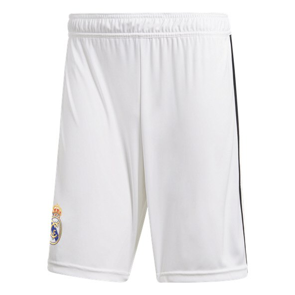 adidas Real Madrid 2018/19 Home Short, White