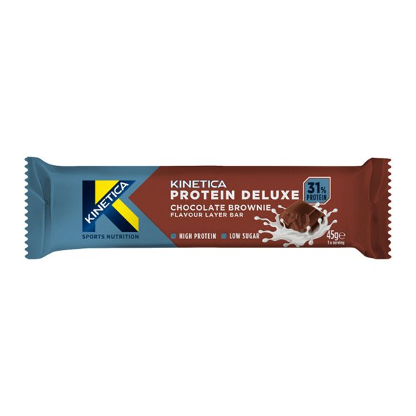 Kinetica Protein Deluxe Bar - Chocolate Brownie