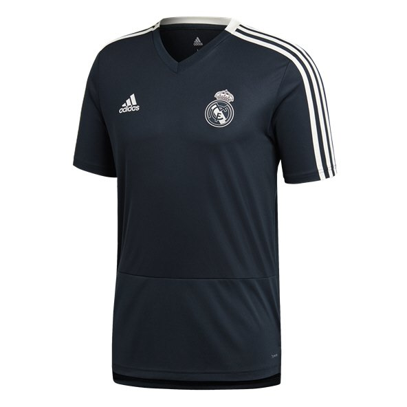 adidas Real Madrid 2018/19 Training Jersey, Navy