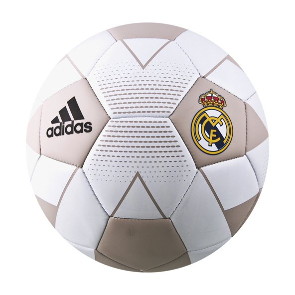 adidas Real Madrid 2018/19 Football, White