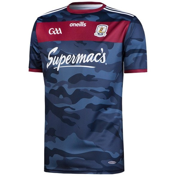 O'Neills Galway 2018 Player Fit Alternative Jersey, Navy