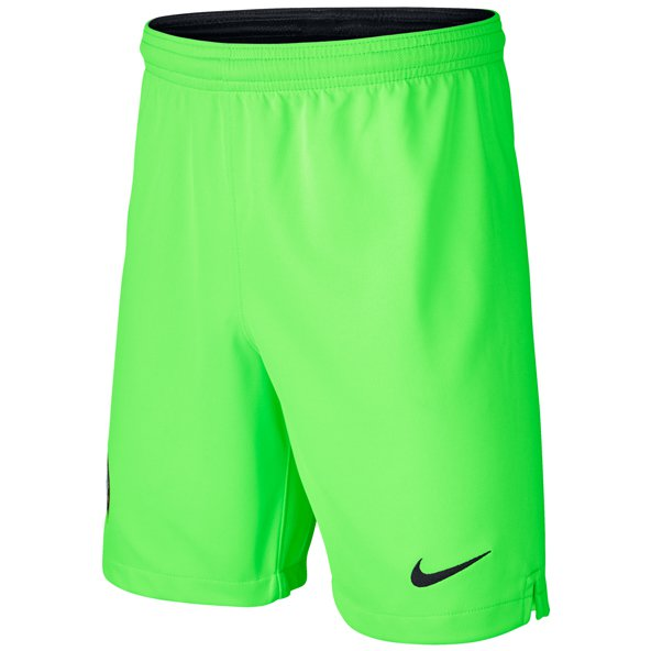 Nike Chelsea 2018/19 Kids' Goalkeeper Short, Green