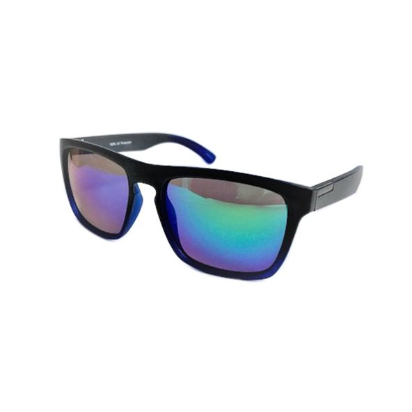 RB Sunglasses Square Blue Lens