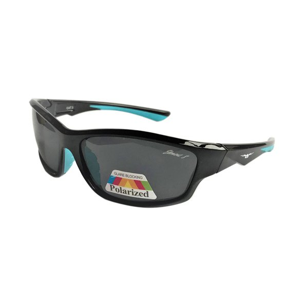 RB Sungalsses 2 Tone Polarized Wrap