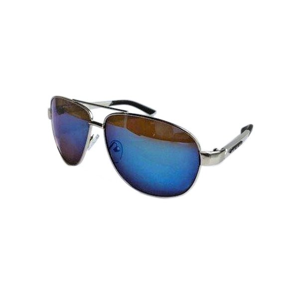 RB Sunglasses Blue Lens Aviator