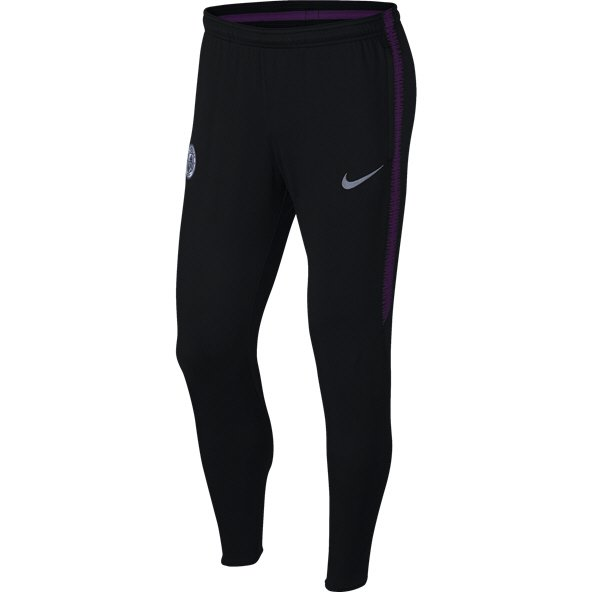 Nike Man City 2018/19 Squad Pant, Black