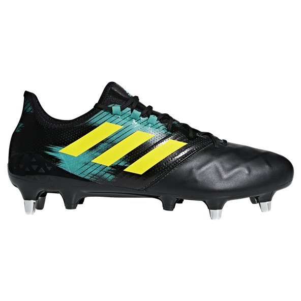 adidas Kakari Light SG Rugby Boot, Black