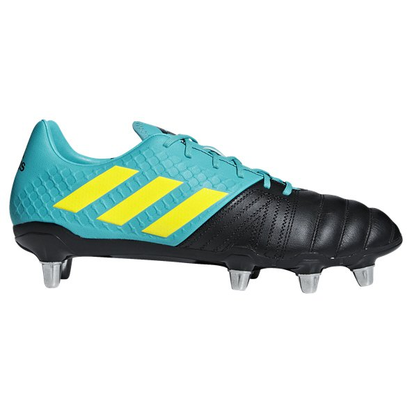 adidas Kakari Elite SG Rugby Boot, Black