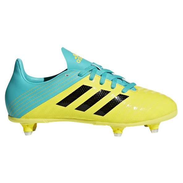 adidas Malice SG Kids' Rugby Boot, Yellow