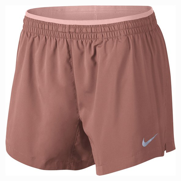 "Nike Elevate 5"" Wmn Shorts Pink"