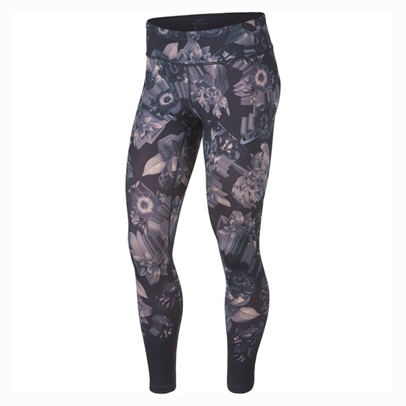 Nike Epic Print Wmnn 7/8 Tights Grey/Pnk