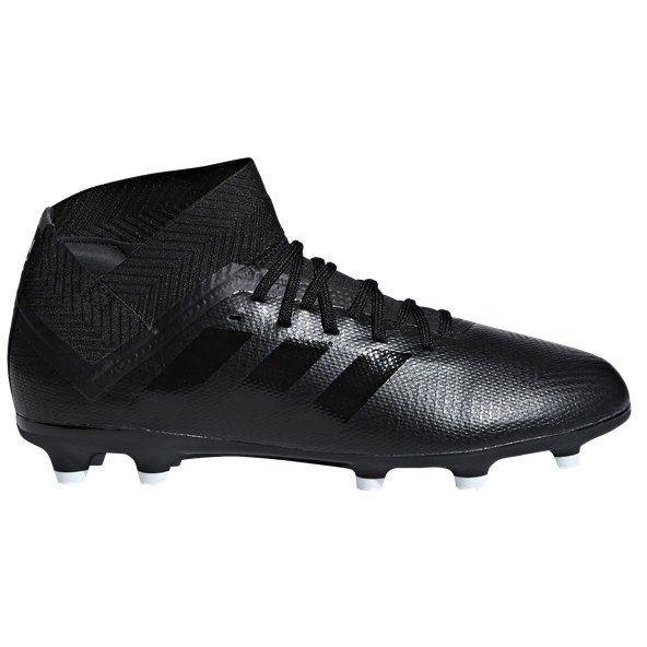 adidas Nemeziz 18.3 FG Kids' Football Boot, Black