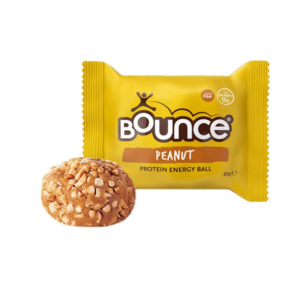 Bounce Protein Energy Ball, Peanut