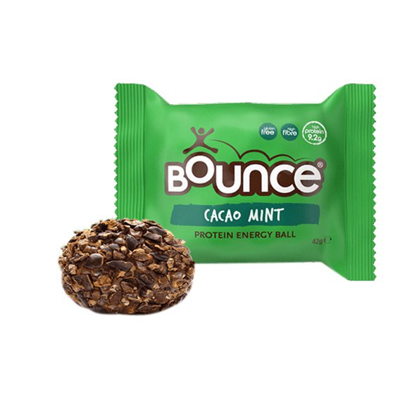 Bounce Protein Energy Ball, Cacao Mint