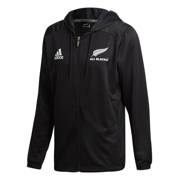 adidas All Blacks 18 Hoody Black