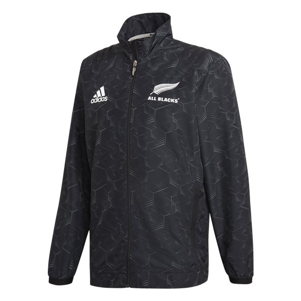 adidas All Blacks 18 Pres Jkt Black