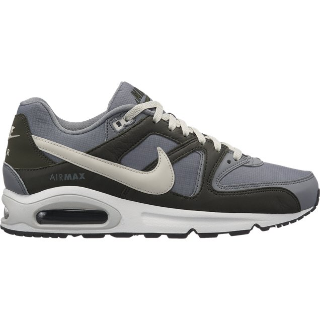 nike air max command mens grey