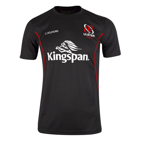 Kukri Ulster 18 Kids T-Shirt Black
