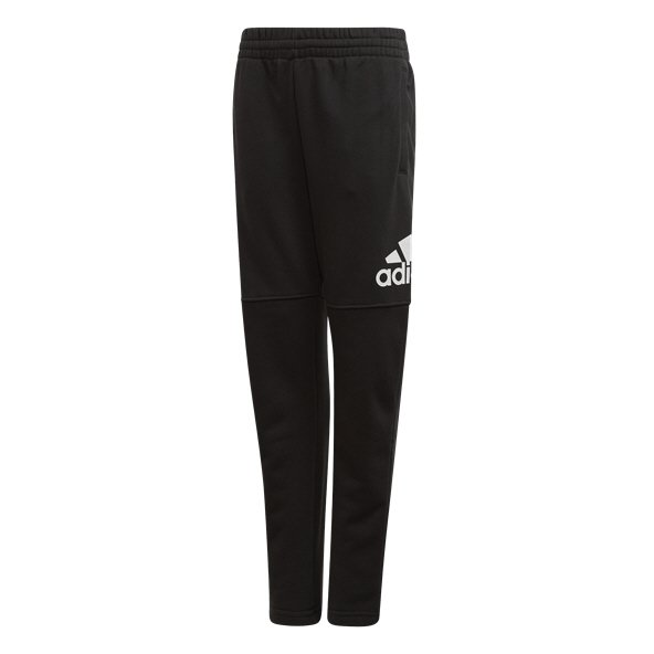 adidas Essential Logo Boys' Pant, Black