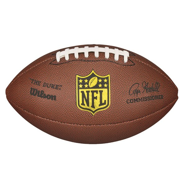 Wilson NFL Duke Football, Brown