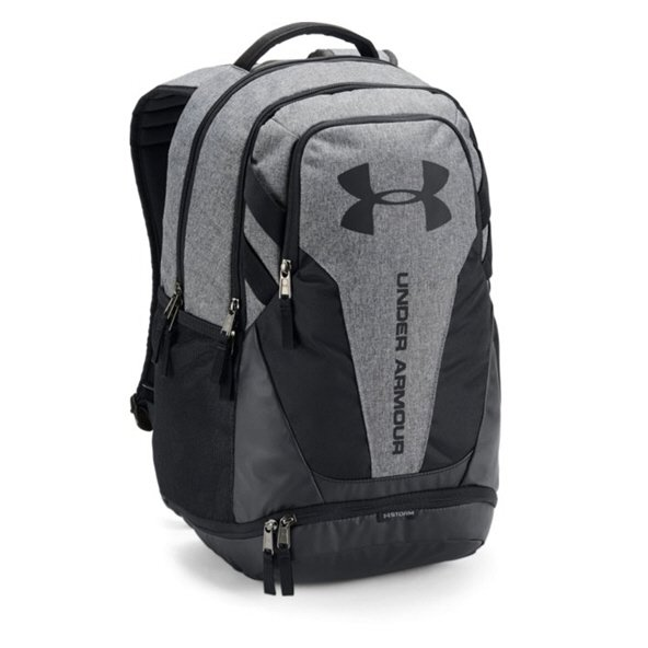 Under Armour® Hustle 3.0 Backpack, Grey