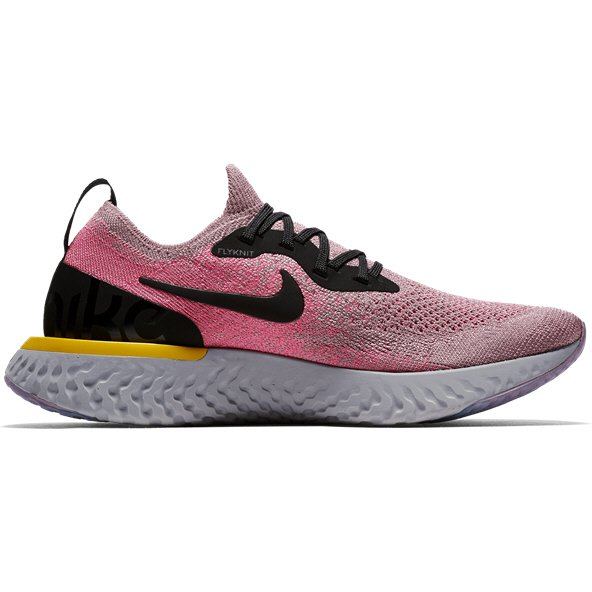 Nike Epic React Flyknit Women's Running Shoe, Plum