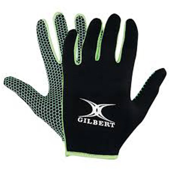 Gilbert Atomic Rugby Glove Black/Green