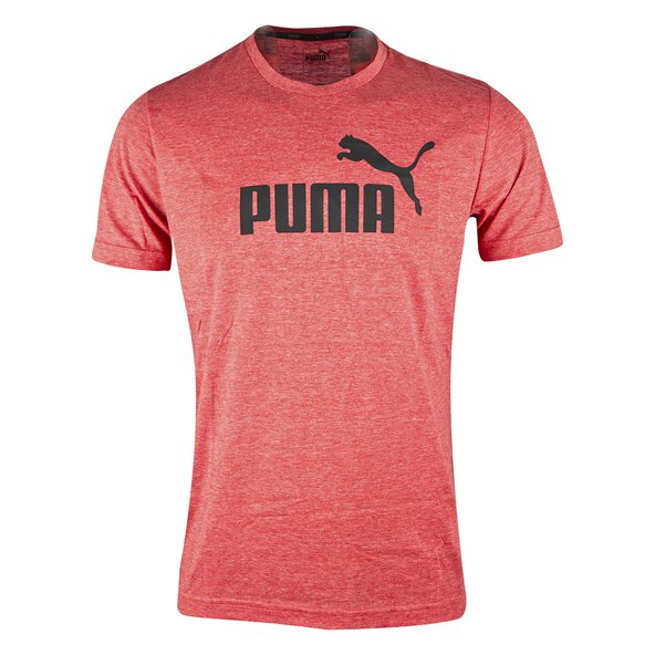 Puma Elevated Essential Men's T-Shirt, Red
