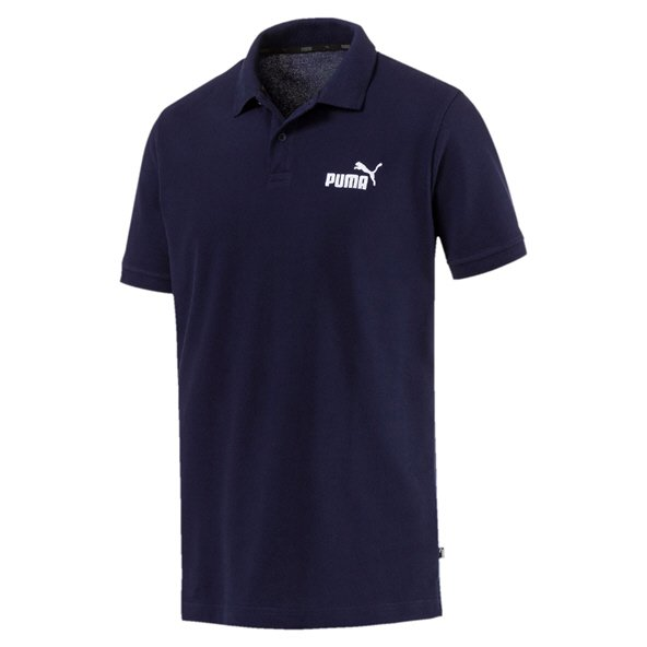 Puma Essential Pique Men's Polo, Navy