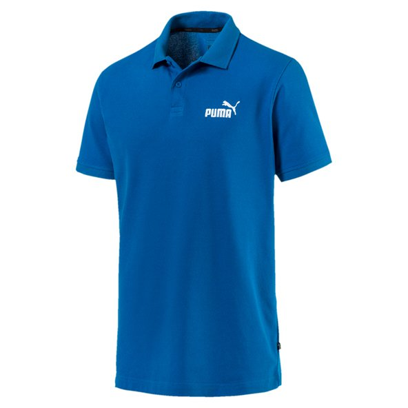 Puma Essential Pique Men's Polo, Blue
