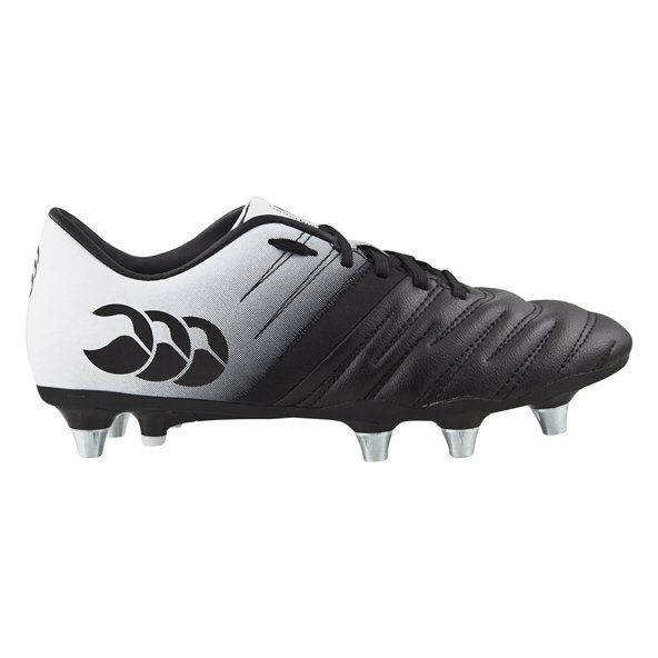 Canterbury Phoenix 2.0 Phantom Rugby Boot, Black