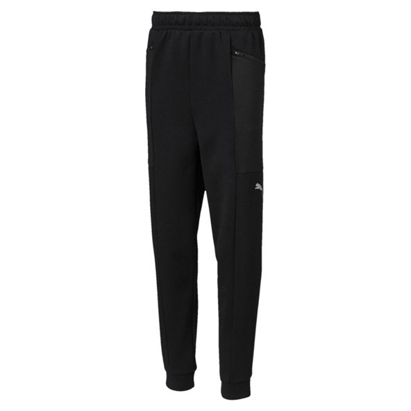 Puma Energy Fleece Boys Pant Black