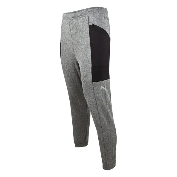 Puma Energy Fleece Boys Pant Grey