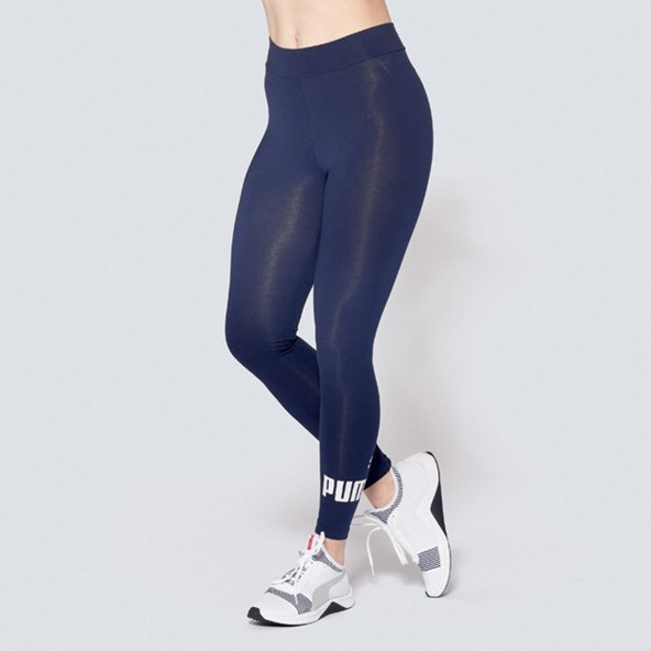 Puma Essential Logo Women's Legging, Navy